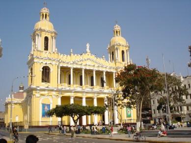 Découvrez la ville de Chiclayo dans le nord sur la côte du Pérou