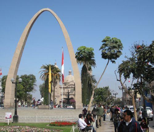 Découvrez la ville de Tacna dans le sud du Pérou