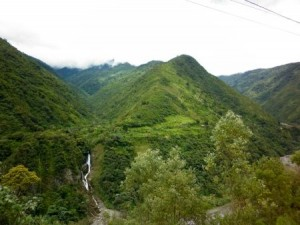 Baños Equateur