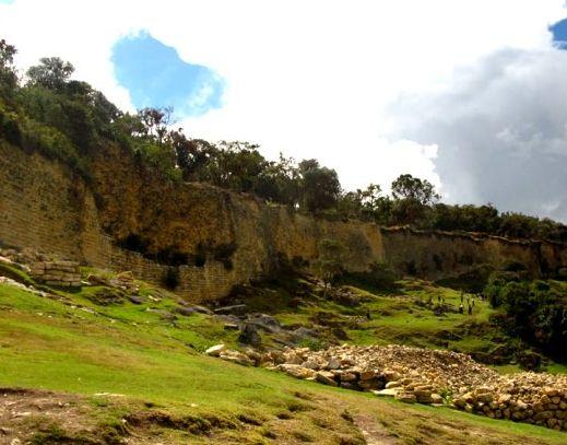 La forteresse de Kuelap, deuxième destination au Pérou après le Machu Picchu
