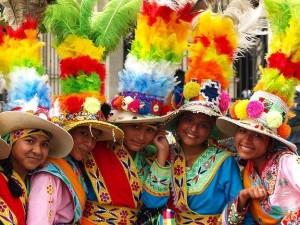 Puno Candelaria Festival